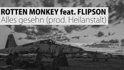 Rotten Monkey feat. Flipson - Alles gesehn (prod. Heilanstanstalt)